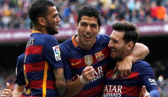 El Barcelona se divierte y el Espanyol acababa salvado | 5-0
