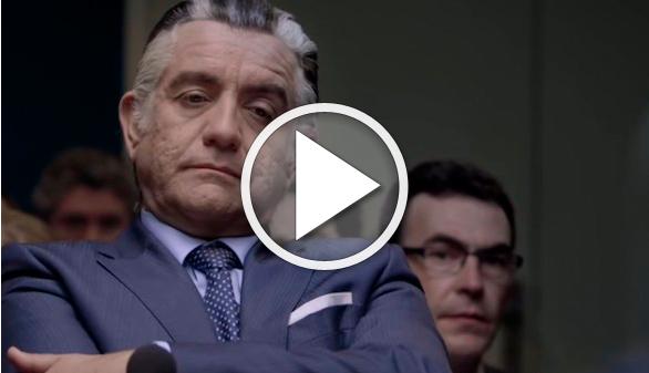 Llega a los cines 'B', una película sobre el 'caso Bárcenas'