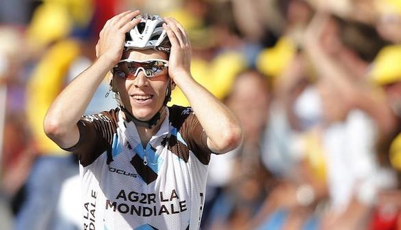 Tour de Francia: Bardet luce y nadie tambalea al líder Froome