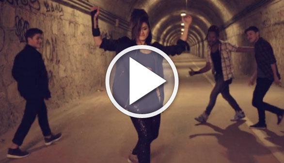 Barei presenta el videoclip 'Say yay!', la canción de España en Eurovisión