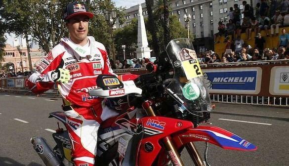 Joan Barreda gana la etapa prólogo de motos del Dakar