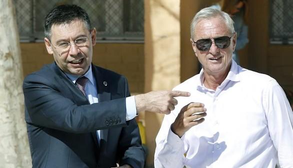 El juez Ruz propone juzgar a Rosell, Bartomeu y al FC Barcelona en el caso Neymar
