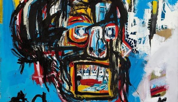Basquiat bate su propio récord con un lienzo: 110,5 millones de dólares