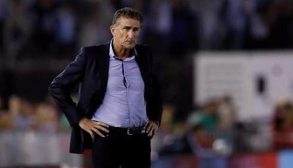 Bauza, destituido como seleccionador argentino tras ocho partidos