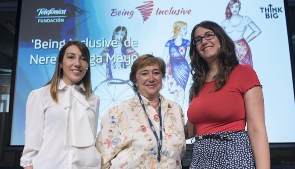 'Being Inclusive': cuando superación, inclusión y moda se dan la mano