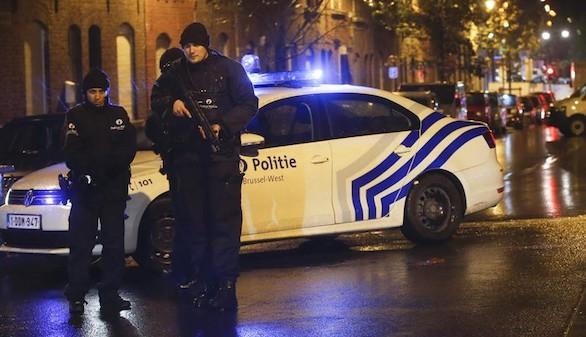 Siete detenidos en Bélgica por los atentados y dos de ellos vivían en Bruselas