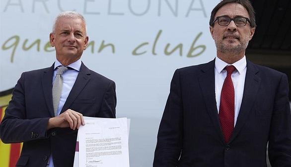 Moción de censura en el Barça: 16.570 firmas para echar a Bartomeu