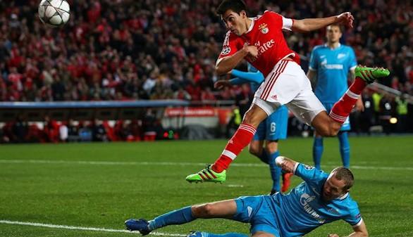 Jonas da la victoria al Benfica en el último suspiro |1-0