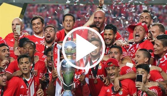 Liga de Portugal. El Benfica arrebata el título al Oporto de Casillas