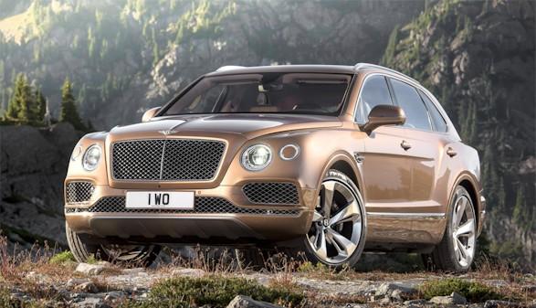 Bentley Bentayga: un todoterreno deportivo, elegante y muy lujoso