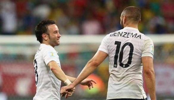 Valbuena, sobre Benzema: