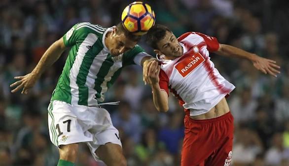 El Espanyol respira en el Villamarín y deja tocado al Betis de Poyet |0-1
