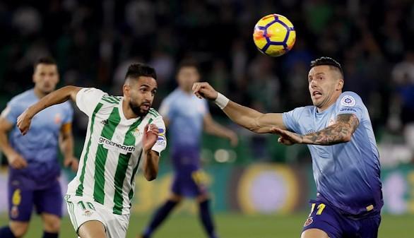 La locura inunda el tramo final del Betis ante el Girona |2-2