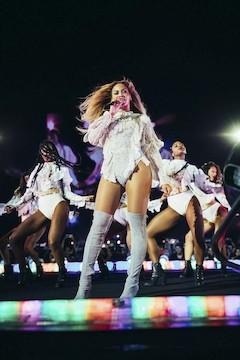 Beyoncé conquista Barcelona en un multitudinario concierto
