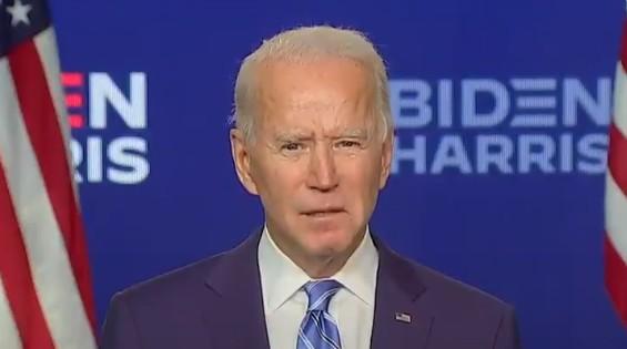 Biden ya habla como si fuera presidente: