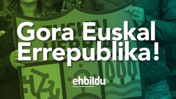 EH Bildu reivindicará el día de la Constitución una