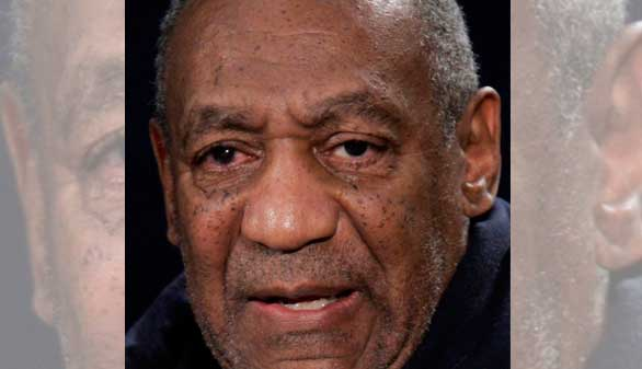 Bill Cosby, acusado formalmente de agresión sexual