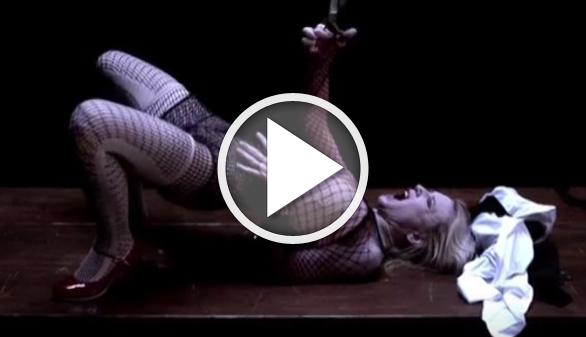 Cate Blanchett emula el clímax sexual de la araña roja australiana