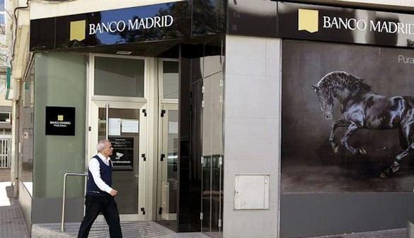 El FROB no rescatará el Banco de Madrid, que será liquidado