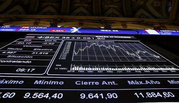 El Ibex se deja un 7,15% en su peor año desde 2011