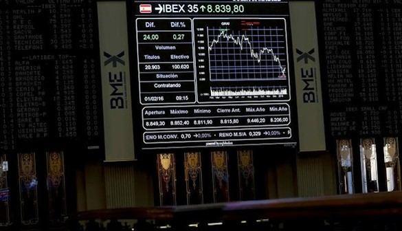Otra mala jornada para la Bolsa, que pierde casi un 3 por ciento al cierre