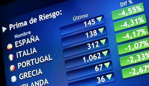 El Ibex repunta un 2,73 por ciento y recupera los 8.100 puntos