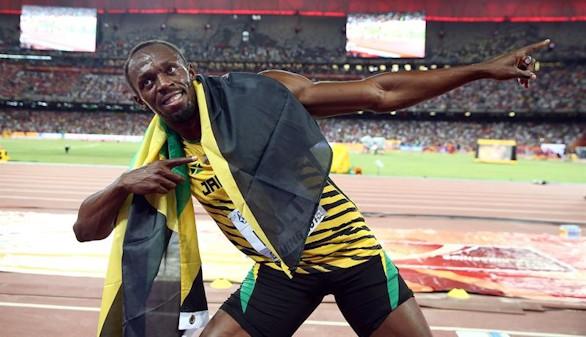 Bolt retiene el título de los 100 metros ante el pretendiente Gatlin