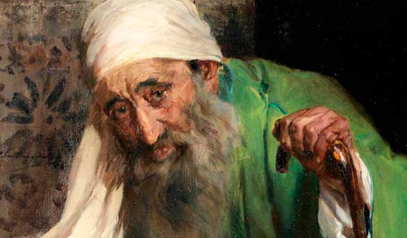 A subasta un retrato de Sorolla que no ha sido visto en cien años
