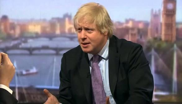 Boris Johnson renuncia a sustituir a Cameron al frente de los 'torys'