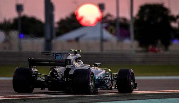 Fórmula 1. Bottas, pole para la última carrera del año