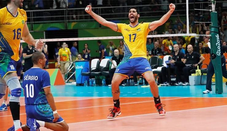 Brasil se impone a Italia y conquista su tercer oro olímpico