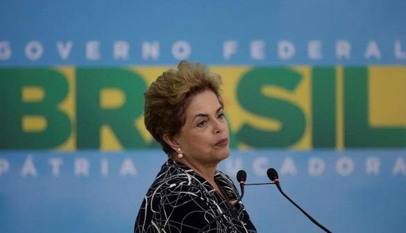 Suspendido el proceso de destitución de Rousseff
