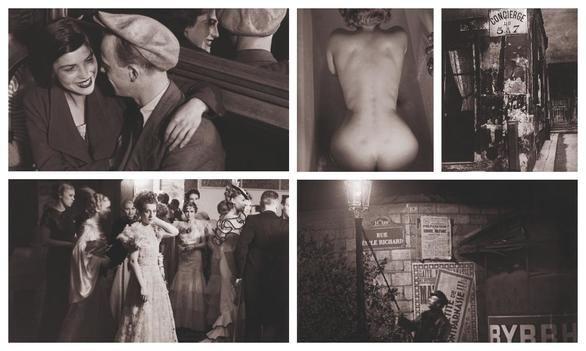Primera retrospectiva en 25 años de la obra fotográfica de Brassaï