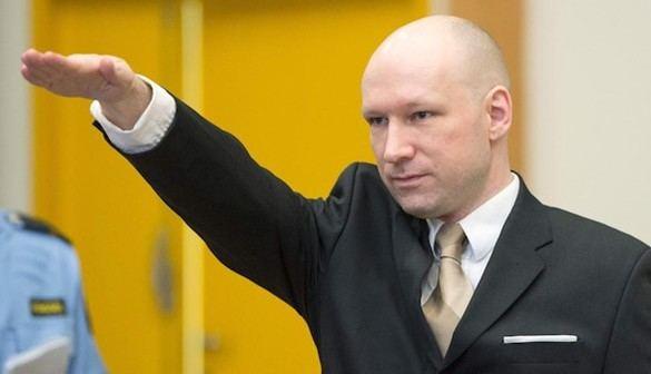 Noruega, condenada por trato inhumano a Breivik