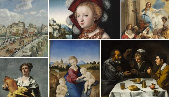 Cuatro siglos de arte viajan de Budapest al Museo Thyssen