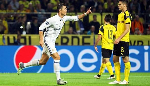 Dortmund y Real Madrid firman tablas tras un intenso duelo de fútbol |2-2