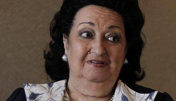 Montserrat Caballé pacta seis meses de cárcel por fraude fiscal