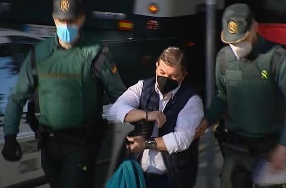 Juicio al 'rey del cachopo': los forenses confirman que el torso encontrado era el de Heidi Paz
