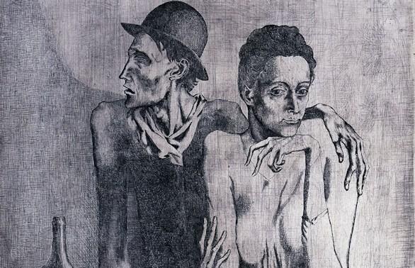 Panorámica de la obra gráfica de Picasso, el más fecundo grabador
