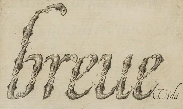 Caligrafía española: escribir como dibujar en la Biblioteca Nacional