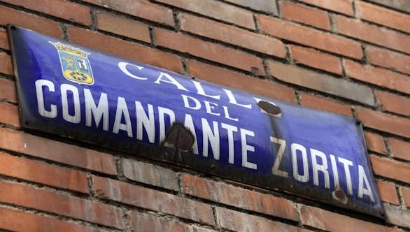 ¿Cómo quiere llamar Carmena a las 'calles franquistas' de Madrid?
