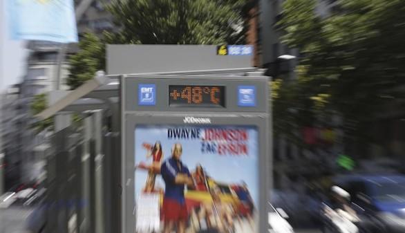 El calor pone en alerta a 35 provincias: en 9 de ellas se pasará de 40 grados