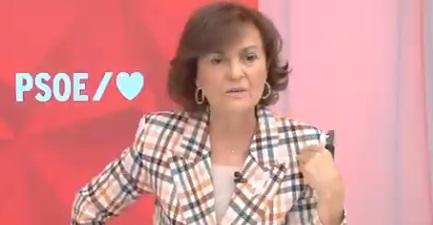 Calvo culpa a Casado de utilizar en Bruselas la reforma del CGPJ para hacer