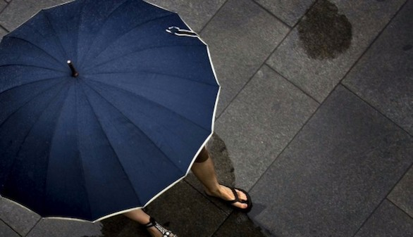 Otoño adelantado: caídas bruscas de temperaturas y lluvias fuertes