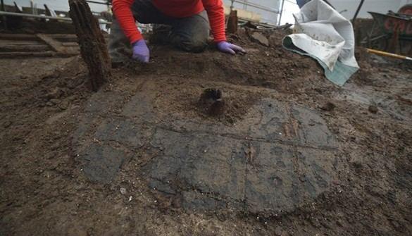 Descubierta la rueda de madera mejor conservada de la Edad de Bronce