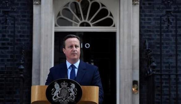 Reino Unido se va de la UE y Cameron dimite