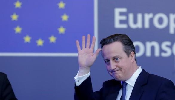 La UE exige a Cameron que agilice la salida de Reino Unido