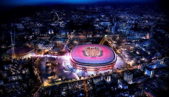 El Barcelona elige proyecto para construir un nuevo Camp Nou