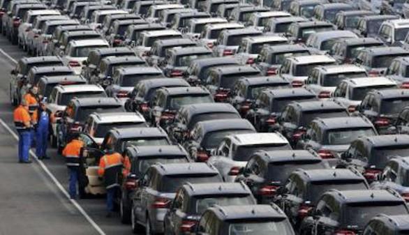 Multa de 171 millones a 21 marcas de coches por actuar como un cártel