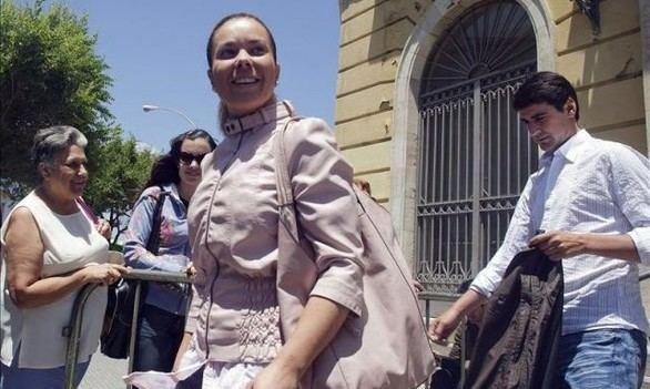 María José Campanario, ingresada en un centro psiquiátrico